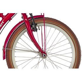 """Ortler Copenhagen 20"""" red"""
